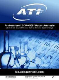 ATI Lab test (ICP-OES) (livraison  BE = 1,50 euro , NL = 3,80 euro)