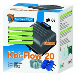Superfish Koi Flow 20