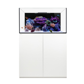 Waterbox Platinum Reef 100.3 WIT of ZWART (90x60x55H  271 L)