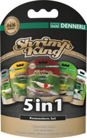 Dennerle Shrimp King 5 in 1 kennismakingspakket
