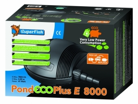 SF Pond Eco Plus E 8000