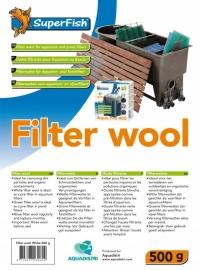 SF Filterwatten 500 gr