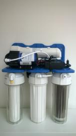 Osmosetoestel Rush Osmo 50 DI met boosterpomp