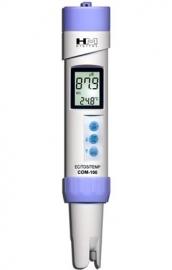 HM COM-100: Waterproof EC / TDS / Temp Combo Meter