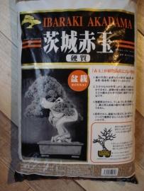 Akadama Ibaraki  14 liter (aanrader voor wie wil kweken met cristal Red  en Black)