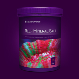 Aquaforest Reef Mineral Salt  5 kg