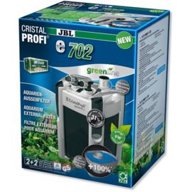 JBL CristalProfi e702 greenline voor aquaria van 60 - 200 liter