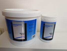 AMS Mixbed hars met kleurindicator (anti-silicaat) 1 l  ,  5 l  of   25 liter