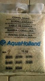 Koraalzand Aquaholland 1 - 3 mm  10 kg