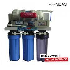 Aquapro PR-MBAS-400G ( +/- 1500 litre par jour ) 1 litre / minute