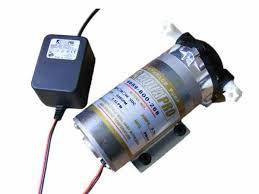 Pompe booster 36 Volt + transfo   (de150 GPD - 400GPD)