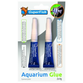 Superfish Aquariumlijm 2 stuks blister