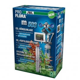 JBL ProFlora m503 Plantenbemestingsinstallatie met pH-controller