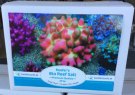 KZ Reefers Bio Reef Salt Premium Quality   20 kg