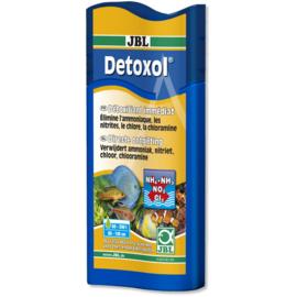 JBL Detoxol  250 ml  Directe ontgifter voor gezond aquariumwater