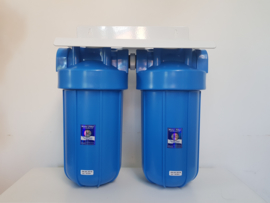 "Big Blue 10 "" twin set"