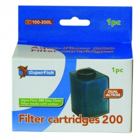 1 Cartouches De Rechange Easy Click - Pour AquaFlow 200 - (Superfish)