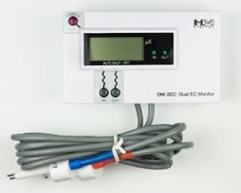 HM DM-2EC Dual In-Line EC meter Deluxe