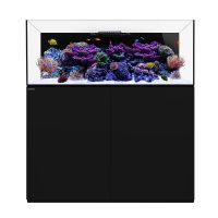 Waterbox Platinum Reef 130.4  WIT of ZWART  ( 120x60x55H  364 L)
