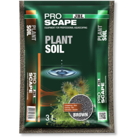 JBL PROSCAPE PLANT SOIL BROWN  3 liter