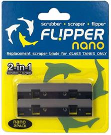 Flipper NANO vervangmesjes 2 stuks
