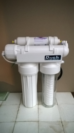 Osmosetoestel Rush Osmose ST 75 DI (demineralisatie) 285 liter/dag (optie : filmtec membraan)
