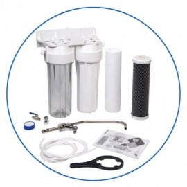 Under counter waterfilter