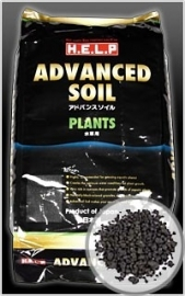 H.E.L.P Advanced Soil Plants  3 Liter