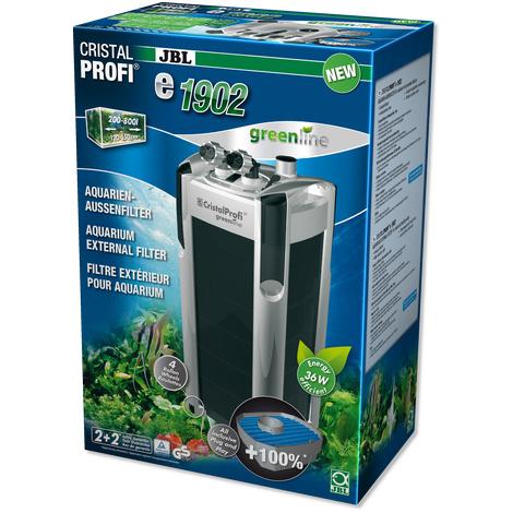 JBL CristalProfi e1902 greenline pour aquariums  de  200 - 800 litres