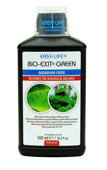 Easy Life Bio Exit Green  250 ml (anti algen)