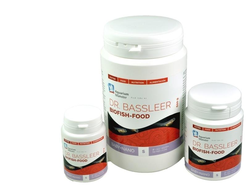 Bassleer Biofish Baby &Nano S  60 gram