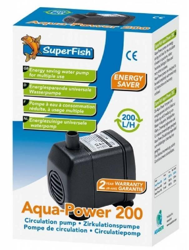 Superfish Aquapower 200  -  200 L/H
