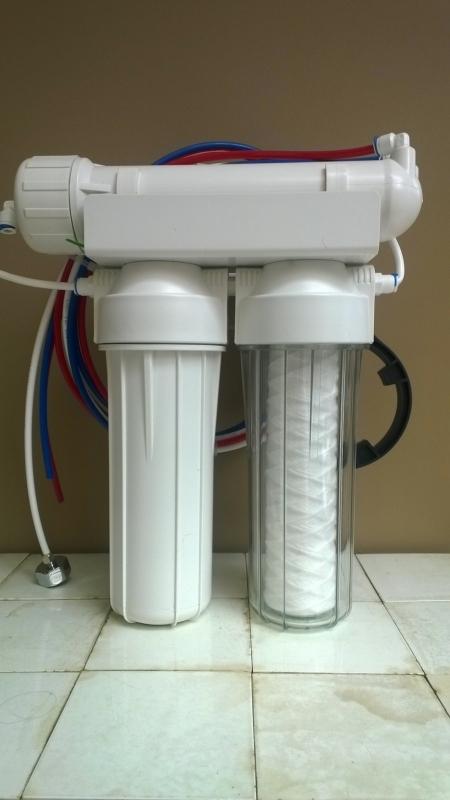 Osmosetoestel Rush Osmo 75 standaard 285l/dag osmose ( optie : filmtec membraam)