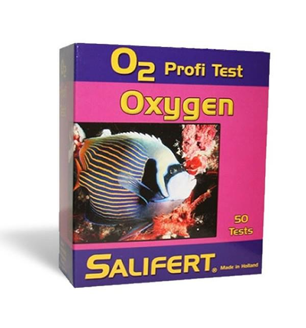 Salifert profi test zuurstof