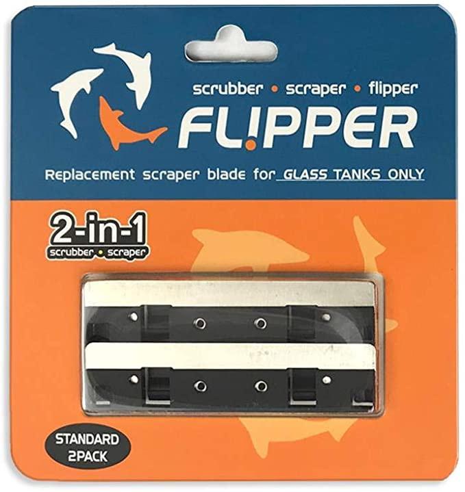 Flipper Standard vervangmesjes 2 stuks