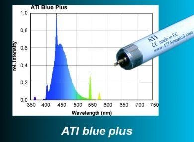 ATI T5  TL  Blue Plus