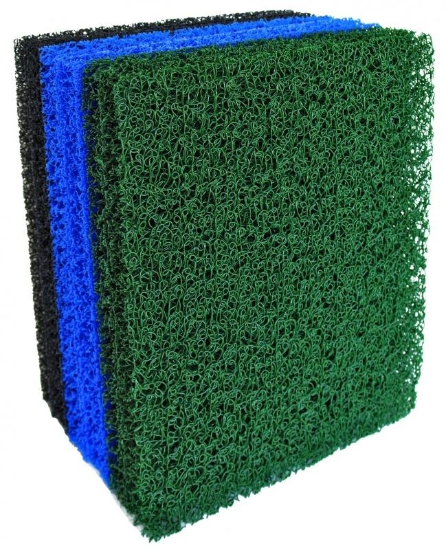 SF Flowclear Matala Mat Vervang Set  voor Flowclear 10.000