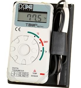 HM TM-1 Digitale Temperatuurmeter