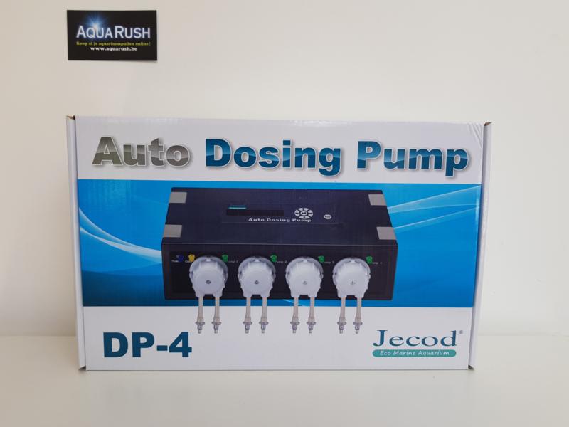 Jecod DP4 Doseerpomp 4-kanaals ( op bestelling)