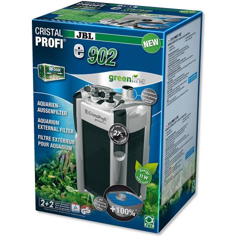 JBL CristalProfi e902 greenline pour aquariums  de  90 - 300 litres