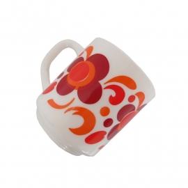 Arcopal Lotus mok beker rood