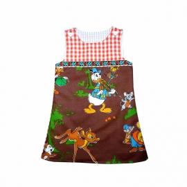 Jurkje Bambi Donald Duck maat 98