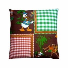 Kussenhoes Disney Donald Duck Bambi hertje