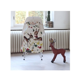 Bambi hertjes jurkje maat 104