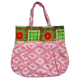 Reversible bag rood