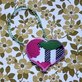 Hanger hartje (xxs)