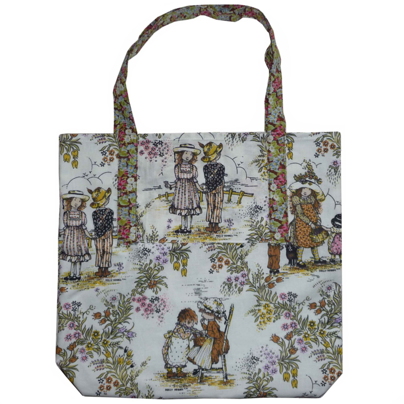 Shopper boodschappentasje Holly Hobbie