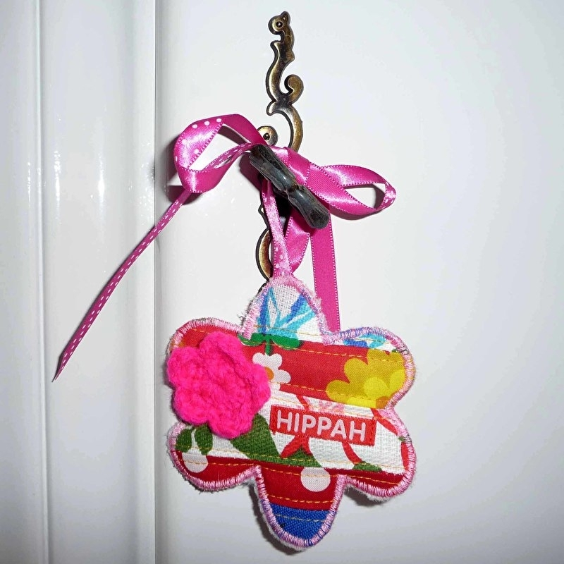 Hanger bloem (xs)