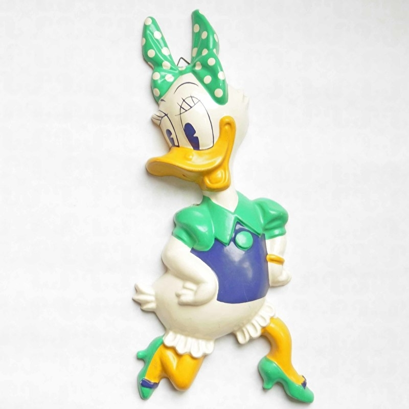 Disney Katrien Duck muurdecoratie