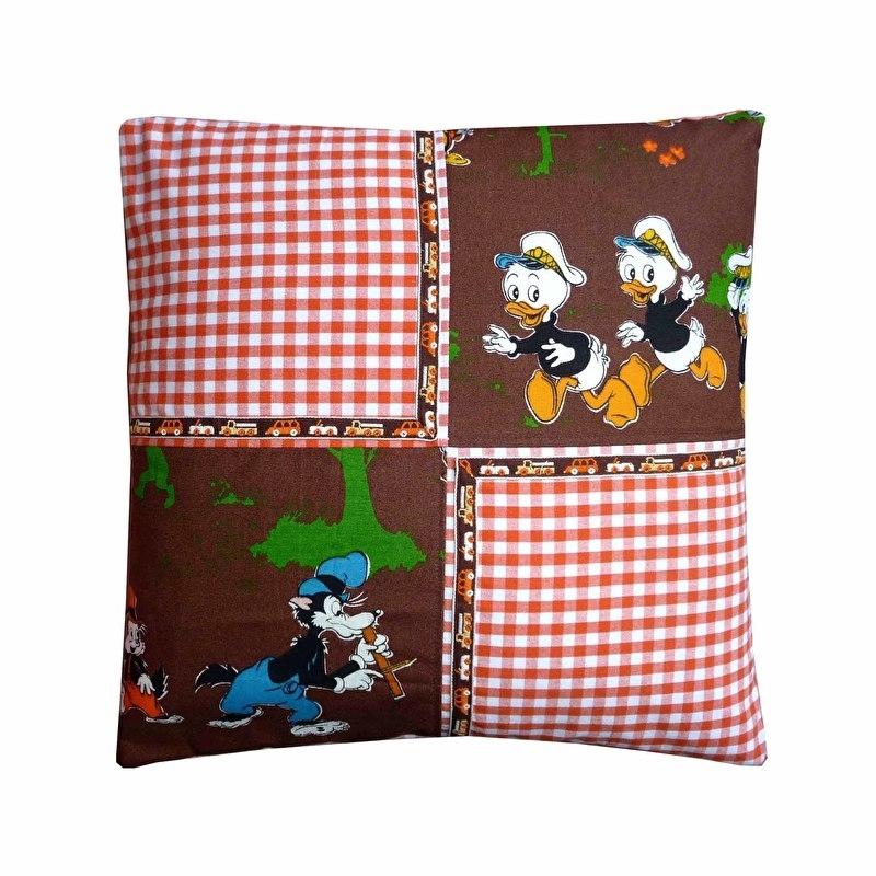 Kussenhoes Disney Kwik Kwek en Kwak